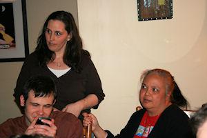 Jared, Heidi, Kathy